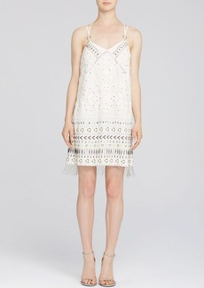 FRENCH CONNECTION Cerro Embellished Dress