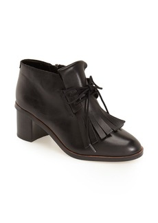 French Connection 'Clair' Lace-Up Bootie (Women)