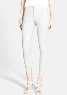 French Connection Coated Skinny Pants