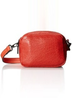 French Connection Contempo Mini Cross Body Bag,Havana Red,One Size