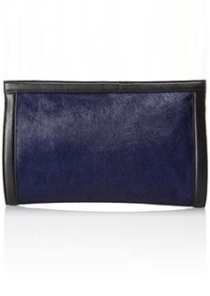 French Connection Cosmic Hair Clutch,Navy Hair,One Size