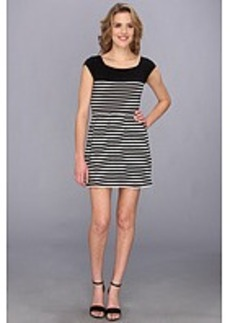 French Connection County Cotton Stripe Dress 71BGI