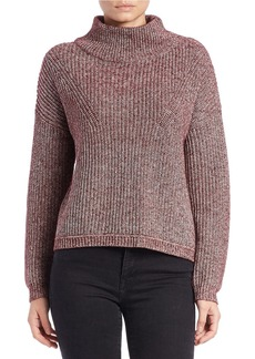 FRENCH CONNECTION Cowl-Neck Knit Sweater