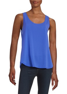FRENCH CONNECTION Crepe Tank