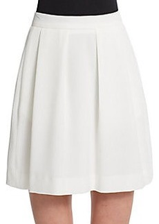 French Connection Daisy Crepe Skirt