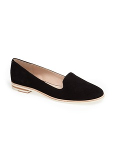 French Connection 'Damini' Smoking Slipper Flat