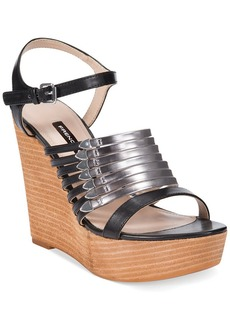 French Connection Demi Wedge Platform Sandals