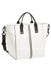 French Connection 'Dream Boat' Faux Leather Tote