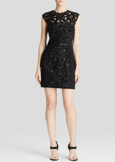 FRENCH CONNECTION Dress - Encrusted Lace