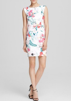 FRENCH CONNECTION Dress - Floral Reef