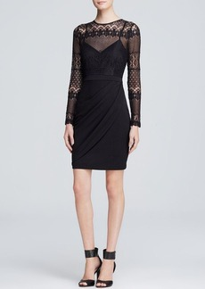 FRENCH CONNECTION Dress - Lace Drape