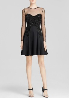 FRENCH CONNECTION Dress - Moon Dust