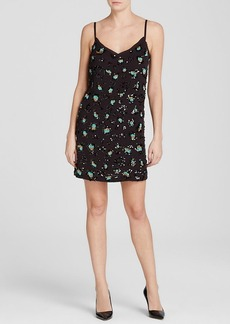 FRENCH CONNECTION Dress - Sequin Leopard