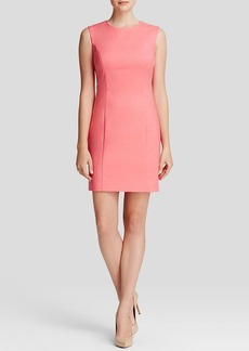 FRENCH CONNECTION Dress - Super Stretch Keywest Coral