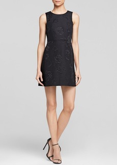 FRENCH CONNECTION Dress - Supernova Star Jacquard