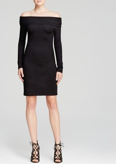 FRENCH CONNECTION Dress - Valentine Off Shoulder