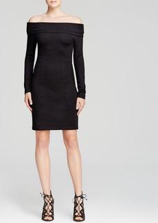 FRENCH CONNECTION Dress - Valentine Off Shoulder