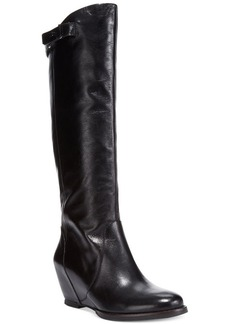 French Connection Dylan Wedge Tall Boots