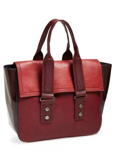 French Connection 'Elite' Faux Leather Tote