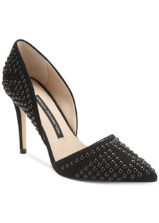 French Connection Ellis D'Orsay Pointed Toe Pumps Women's Shoes