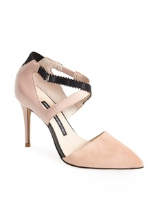 French Connection 'Elma' Pointy Toe Pump (Women)