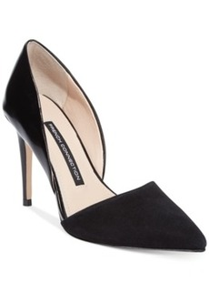 French Connection Elvia D'Orsay Pumps Women's Shoes