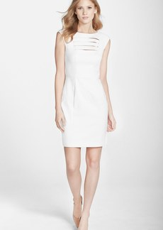 French Connection 'Estelle' Bar Front Sheath Dress
