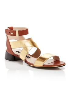 FRENCH CONNECTION Flat City Sandals - Corazon