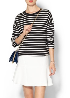 French Connection French Stripe Tee