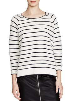 FRENCH CONNECTION Fresh Ottoman Stripe Sweater