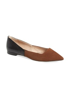 French Connection 'Geneveve' Skimmer Flat (Women)