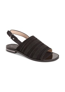 French Connection 'Happy' Studded Slingback Sandal (Women)