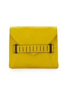 French Connection Harper Envelope Clutch Bag