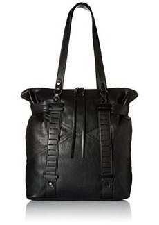 French Connection Harper Top Zip Tote Bag, Mercury Mist, One Size