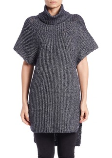 FRENCH CONNECTION Hi-Lo Turtleneck Tunic