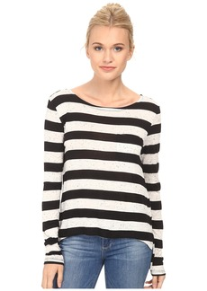 French Connection Horizon Stripe Top 76DAT