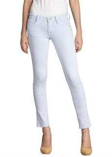 French Connection iceberg cotton blend stretch denim 'Lilly' skinny ankle jeans