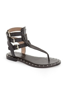 French Connection 'Imanna' Flat Gladiator Sandal (Women)