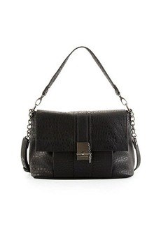 French Connection Izzy Flap-Top Messenger Bag