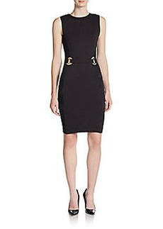 French Connection Jennifer Cutout Sheath Dress