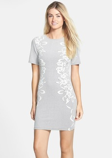 French Connection 'Jocelyn' Jacquard Body-Con Dress