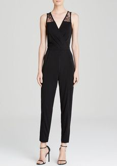 FRENCH CONNECTION Jumpsuit - Liza Crepe