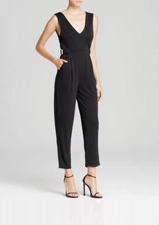 FRENCH CONNECTION Jumpsuit - Mona Crepe