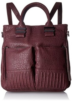 French Connection Kim Backpack, Biker Berry, One Size