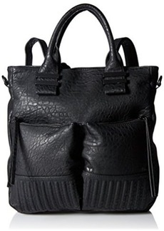 French Connection Kim Backpack, Black, One Size