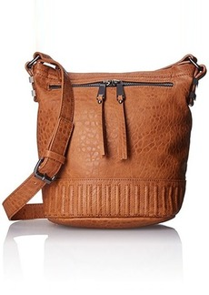 French Connection Kim Hobo Bag, Nutmeg, One Size