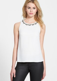 French Connection 'La Bohème' Embellished Top (Online Only)