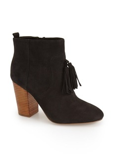 French Connection 'Linds' Tassel Ankle Bootie (Women)