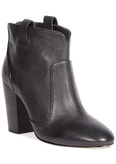 French Connection Livvy Mid Heel Casual Booties