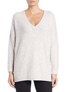 FRENCH CONNECTION Long-Sleeve V-Neck Sweater